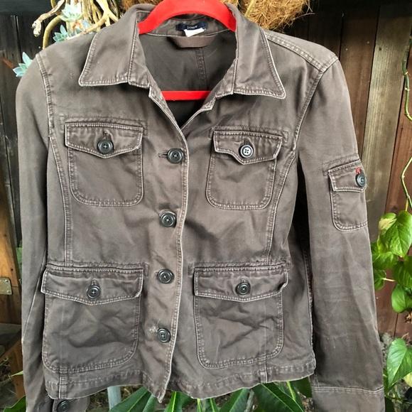 J. Crew Jackets & Blazers - J. Crew Utility Jacket